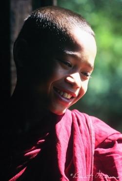 moine-birmanie